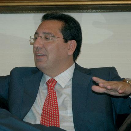 Entrevista a Antonio Pulido. Presidente de Cajasol