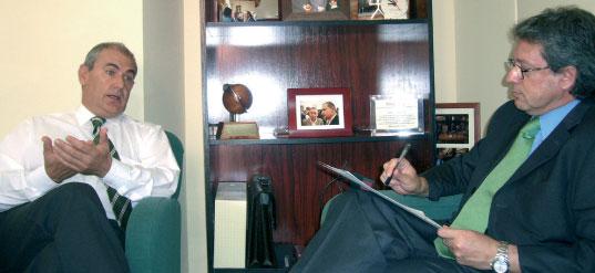 Entrevista a Antonio Romero. Presidente de CEPES Andalucía