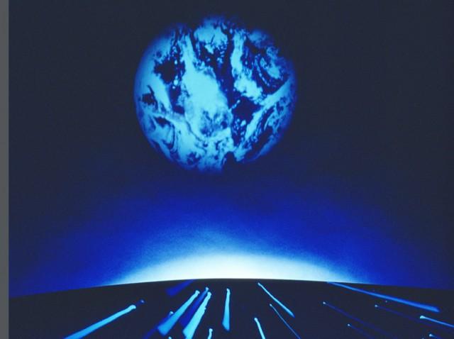 Entrañas de la Tierra, corazón de la materia