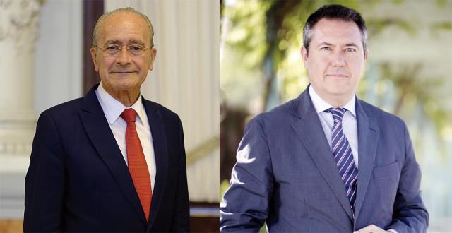 Entrevista a Juan Espadas, Alcalde de Sevilla y a Francisco de la Torre, Alcalde de Málaga