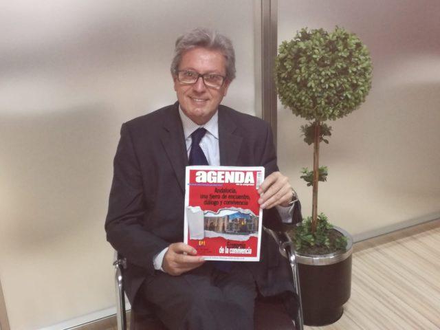 El número de junio de Agenda de la Empresa ya en su kiosco. Cultura del diálogo y diálogo entre culturas