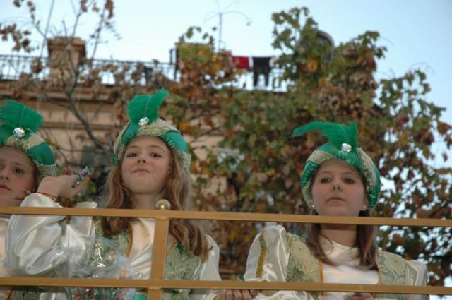 Las cabalgatas de los Reyes Magos