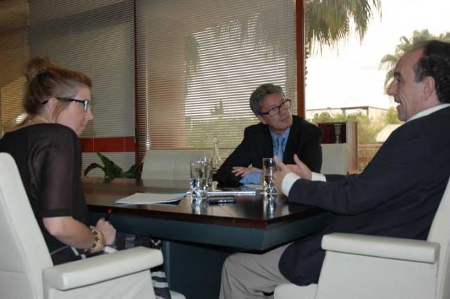 Entrevista a Rafael Rodríguez consejero de Turismo y Comercio