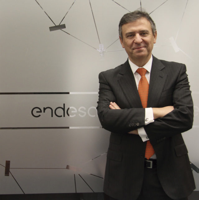 Entrevista a Francisco Arteaga, director general de Endesa en Andalucía y Extremadura