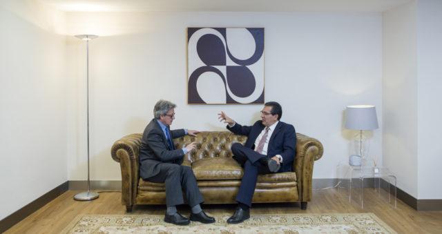 Entrevista a Antonio Pulido Presidente de Asociaciones y Fundaciones Andaluzas