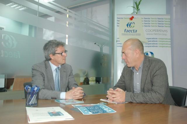 Entrevista a Antonio Rivero presidente de  FAECTA