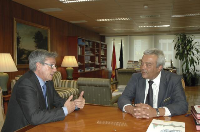 Entrevista a Víctor Calvo-Sotelo, secretario de Estado de Telecomunicaciones y para la Sociedad de la Información