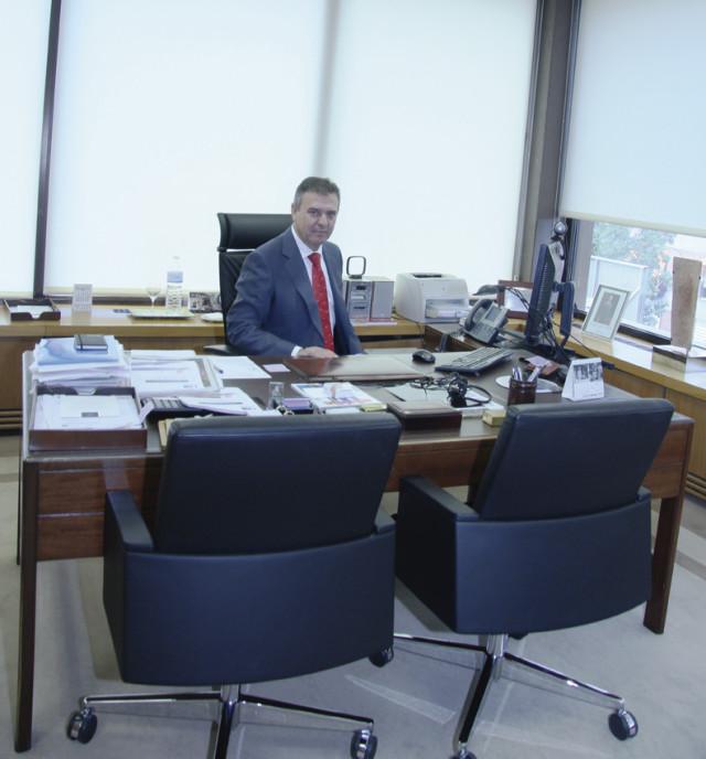 Entrevista a Francisco Arteaga, director general de Endesa para Andalucía y Extremadura
