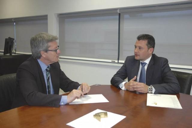 Entrevista a Raúl Suárez director de Gas Natural Andalucía