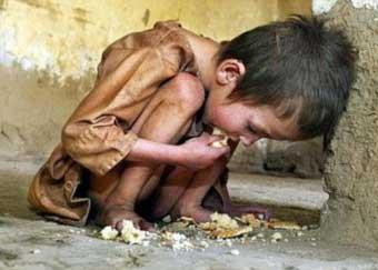 Mil millones de pobres y muchos sin enterarse