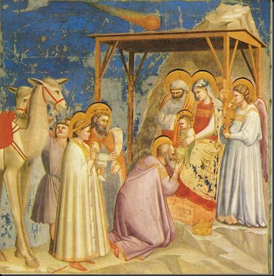 Este año a los Reyes Magos