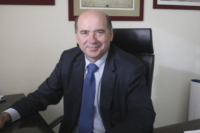 Miguel Rivas Zapata, director comercial Empresas de IAT. La entrevista