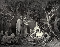 El infierno: Dante, Schopenhauer y Dostoievski