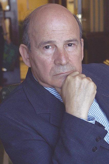 Entrevista a Julio Cuesta, presidente de la Fundación Cruzcampo