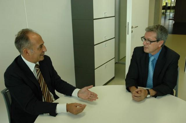 Entrevista a Gabriel Pérez Alcalá Rector de la Universidad Loyola Andalucía