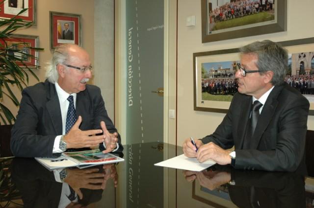 Entrevista a Miguel Ángel Luque Olmedo, director general del Instituto Andaluz de Tecnología (IAT)