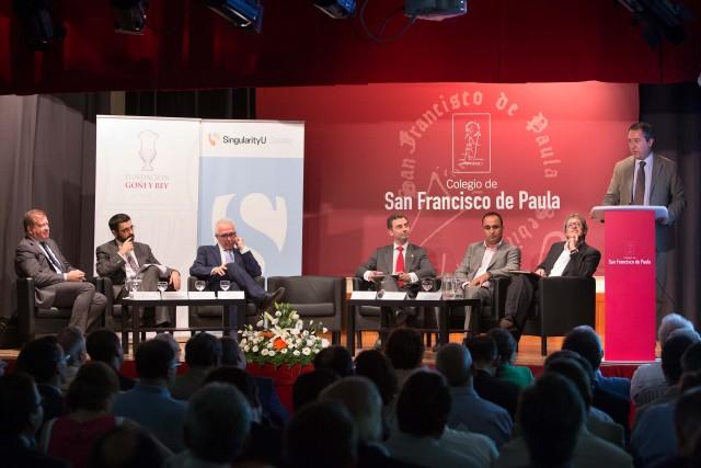 `Andalucía, Smart Region', en el Capítulo de Singularity University en Sevilla