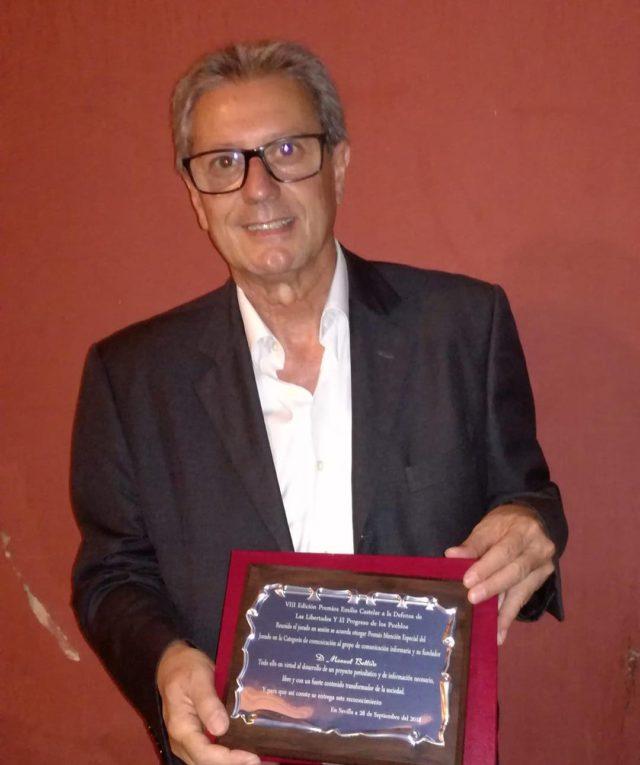 Premios Emilio Castelar a la Defensa de las Libertades y el Progreso de los Pueblos