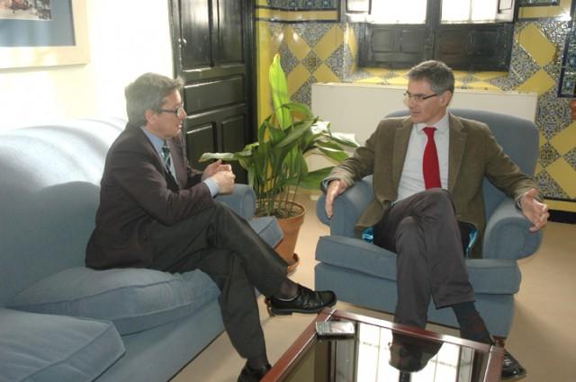 Entrevista a Juan Martínez Barea, embajador en España de Singularity University