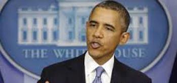 Obama a trompicones