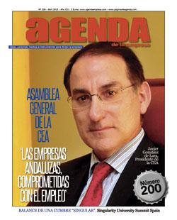 Aquella tarde que concluyó la cumbre de Singularity en Sevilla