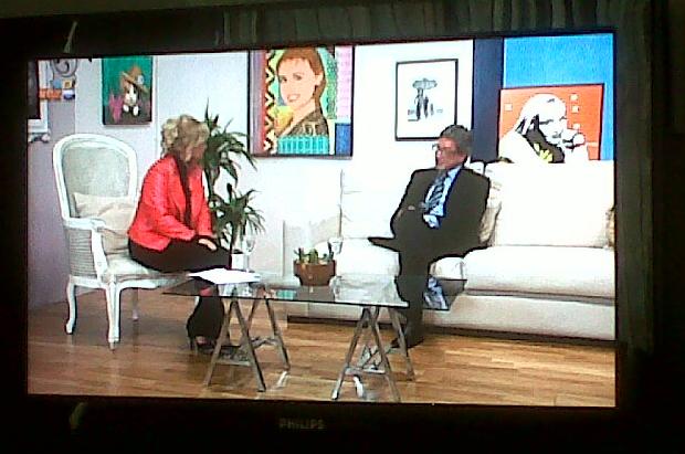La buena conversación con Carmen Borja