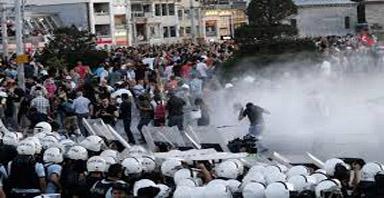 Disturbios en Turquía y millones de tuits invaden la Red