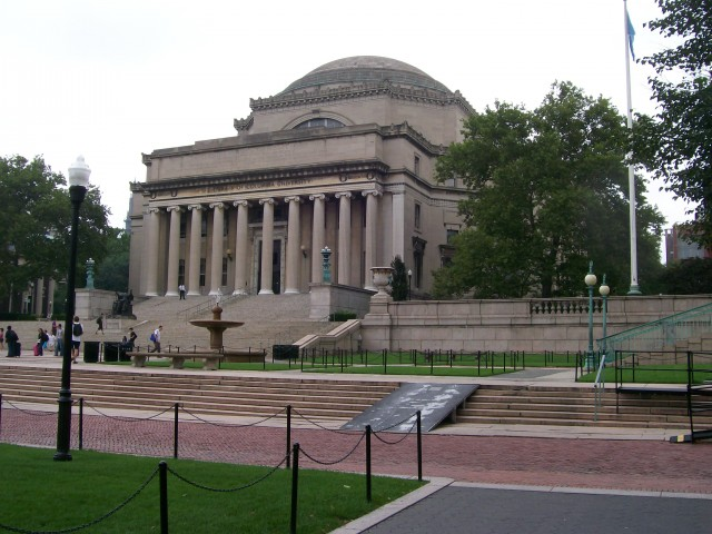 La Universidad de Columbia