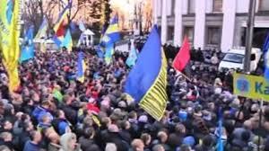Los ucranianos quieren borrón y cuenta nueva