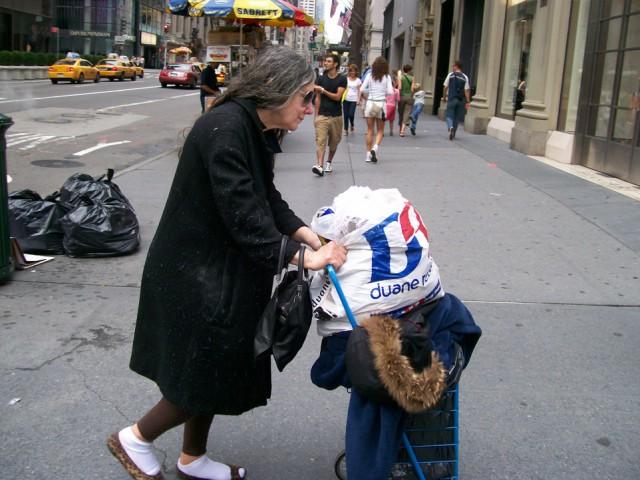 Una foto que hice en Nueva York