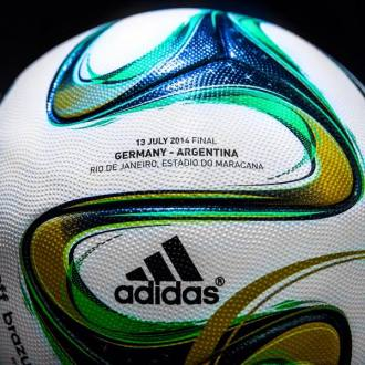 El Mundial lo ganó ya Adidas