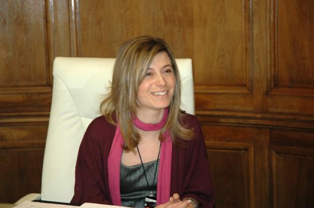 Entrevista a Bibiana Aído