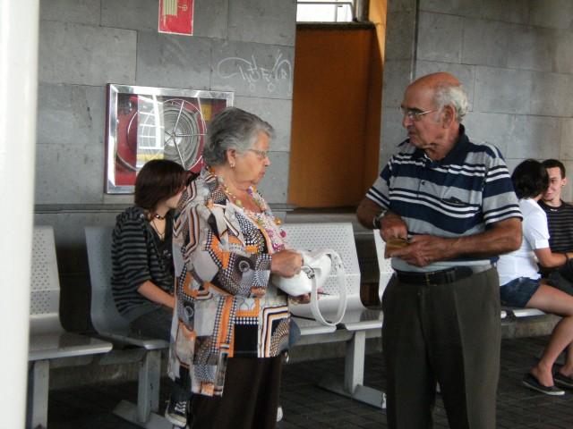 Personas mayores, una escuela de vida