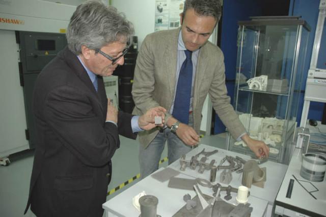 Entrevista a Joaquín Rodríguez Grau, director general del Centro Avanzado de Tecnologías Aeroespaciales, CATEC