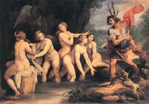 Ni Artemis, ni Atenea,  ni Dionisio...