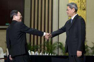 Encuentro histórico entre China y Taiwán, un paso hacia la comprensión mutua
