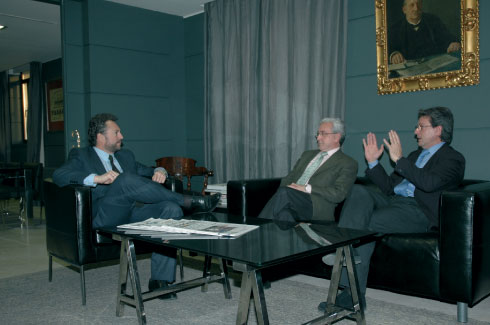 ENTREVISTA a José Joly Martínez de Salazar, presidente de grupo Joly