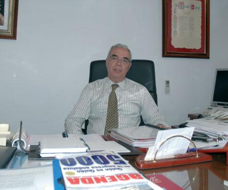 Entrevista a Leocadio Marín Rodríguez, Alcalde del Ayuntamiento de Baeza