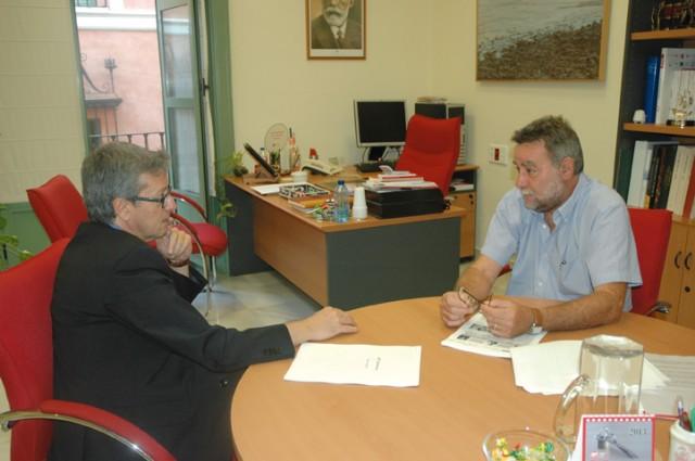 Entrevista a Luciano Alonso.