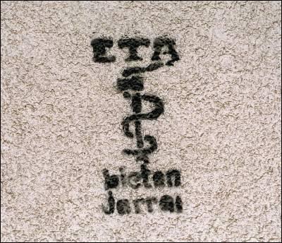 ETA, la frivolidad de los matones