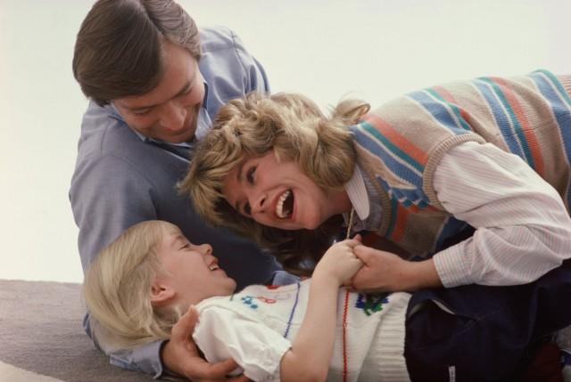 El amor que se aprende en la familia