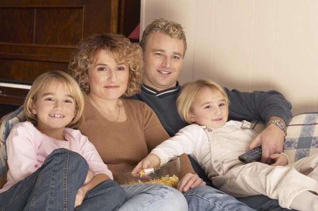 Europa y la familia
