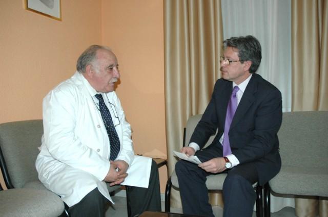 Enfermedades por alimentos  Entrevista a Félix López Elorza