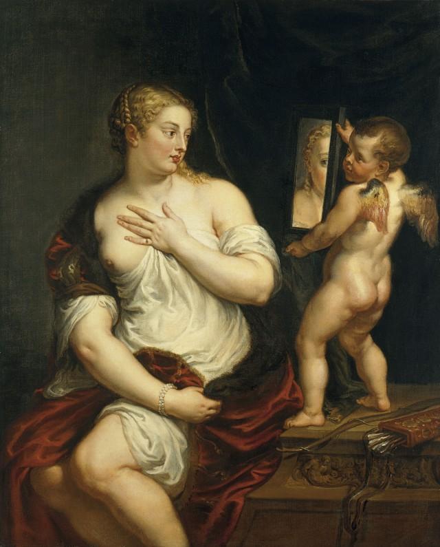 """""""Rubens as collector"""", la belleza entre mis manos"""