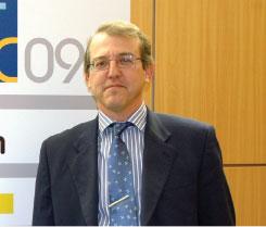 Guillermo Martínez, secretario general de Eticom