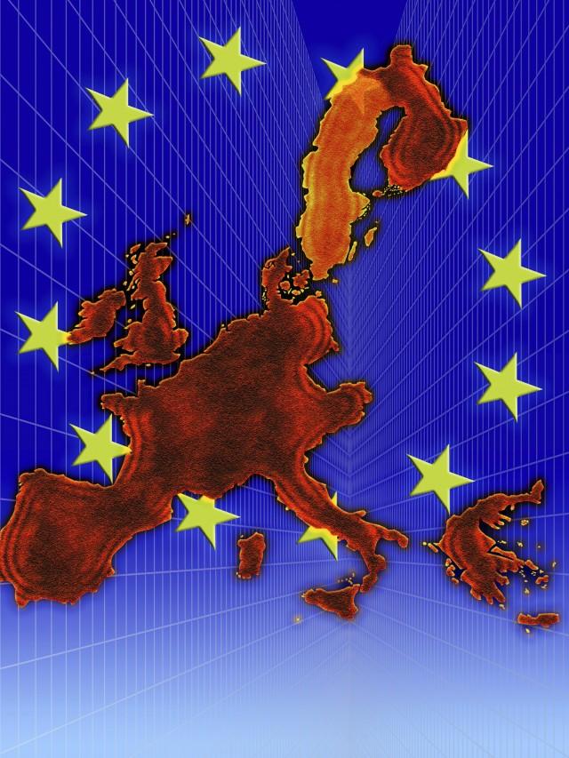 El peso de España en Europa