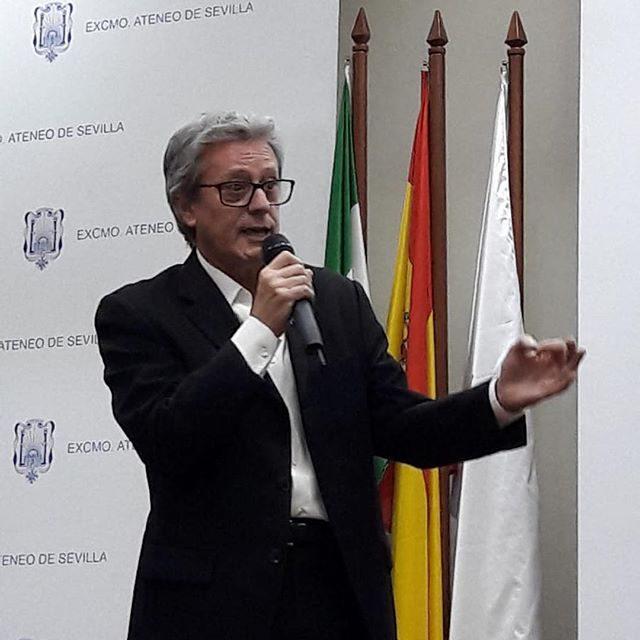 Conferencia en el Exmo. Ateneo de Sevilla