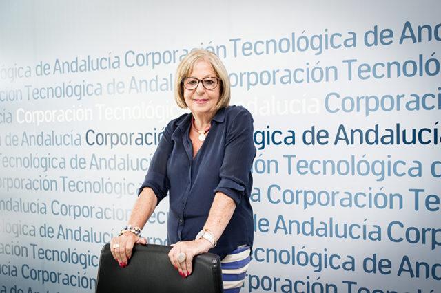 Entrevista a Adelaida de la Calle,  Presidenta de Corporación Tecnológica de Andalucía (CTA)