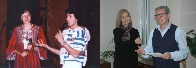 Anna Conte y Manuel Bellido. 1983 – 2013
