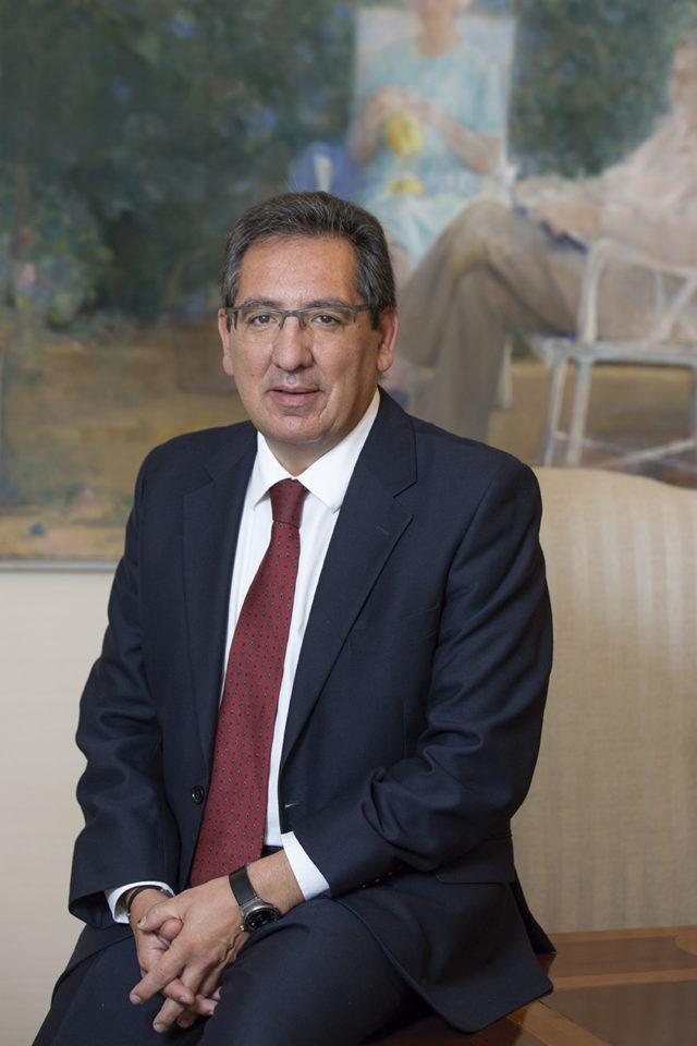 Entrevista a Antonio Pulido  Presidente de la Fundación Cajasol